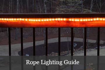 Rope Light Guide