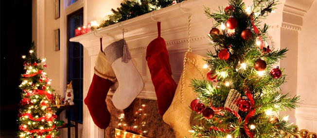 indoor christmas decorating ideas