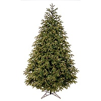 Fraser Fir Prelit Christmas Tree