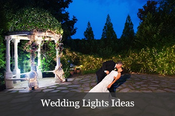 Wedding Lights Ideas