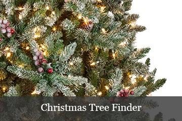 artificial christmas tree finder prelit christmas tree guide - Prelit Christmas Trees