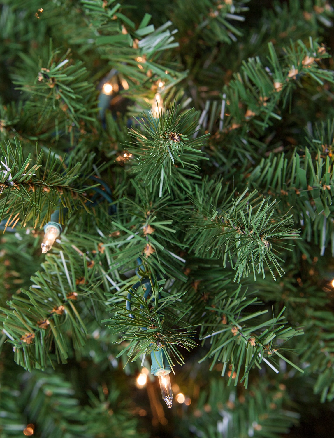 Traditional PVC Christmas Tree Tips
