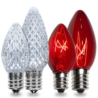 C7 & C9 Christmas Light Bulbs