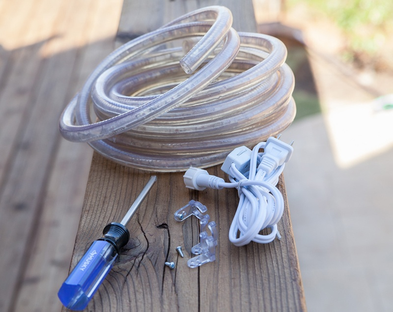 Deck Rope Light Supplies