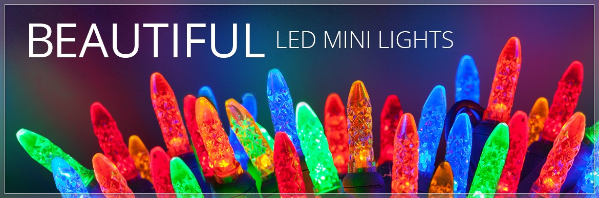 Mini LED Christmas Lights