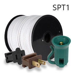 SPT1 Wire Plugs and Sockets