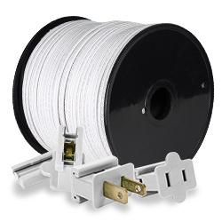 White Wiring Accessories
