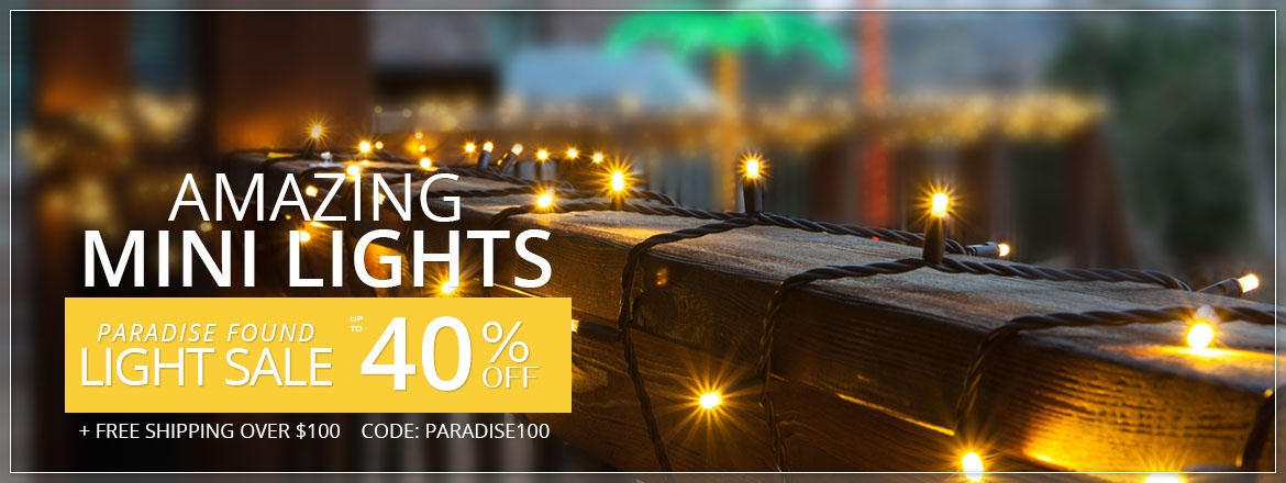 Amazing Mini Lights Sale!