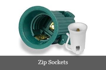 zip sockets