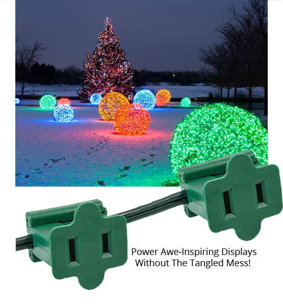 Christmas Light Electrical Accessories