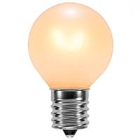 G30 Pearl White Patio Bulb