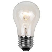A15 Clear Patio Bulb