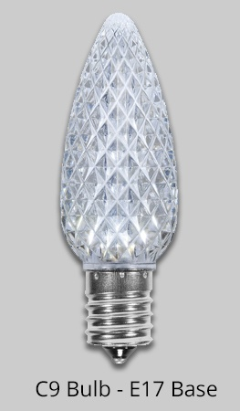 C9 Christmas Light Bulb