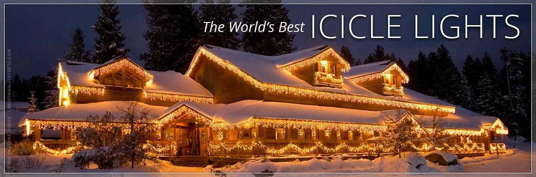 icicle lights