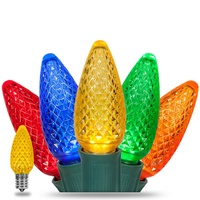 Commercial C7 & C9 LED Christmas Light Sets