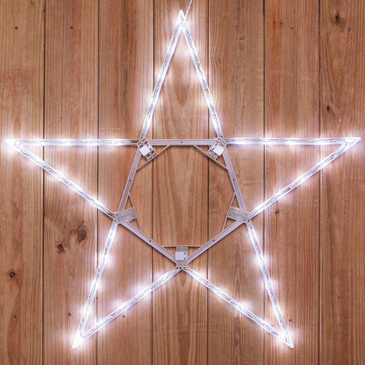 Cool White LED Star Light