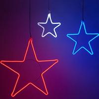 Decorative Christmas Star Lights