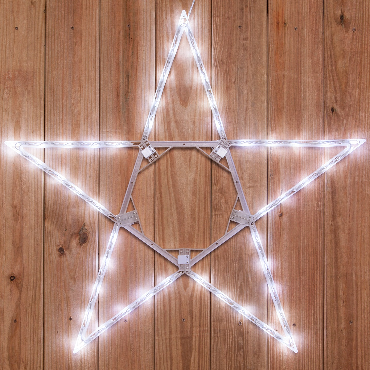 Cool White LED Star Light