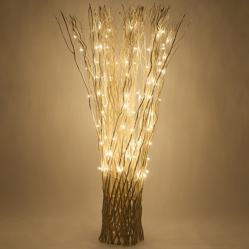 Free Standing Lighted Branches