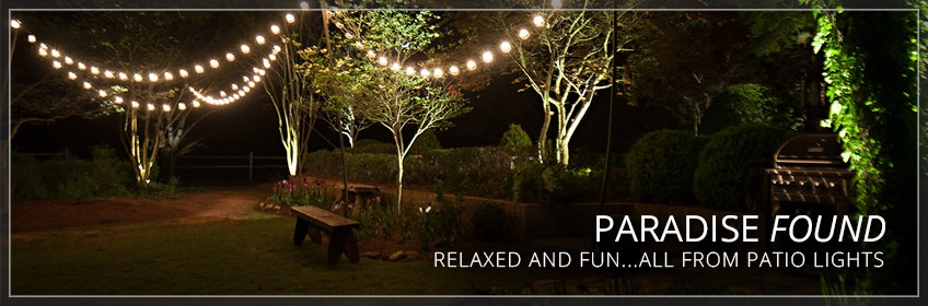 Patio and Party Lights