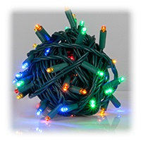 Multicolor LED Christmas Tree Lights
