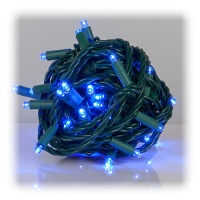 5mm Blue LED Christmas Tree Lights