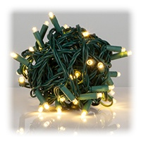 5mm Warm White LED Christmas Tree Lights