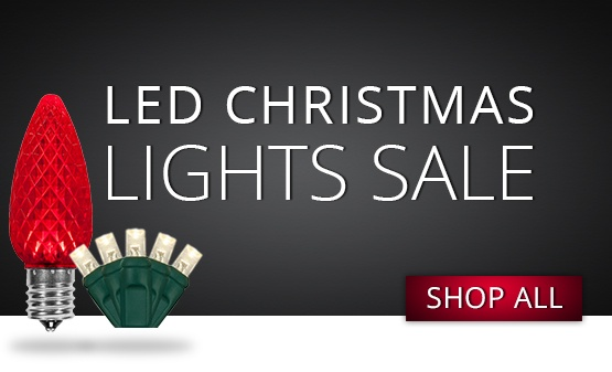 LED Christmas Lights Sale