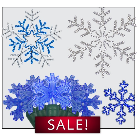 Snowflake Lights for Sale