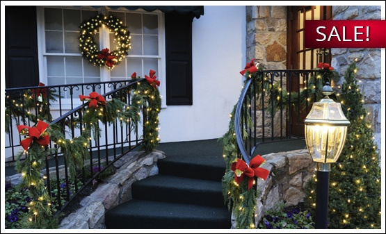 wreaths garland sale - Craigslist Outdoor Christmas Decorations