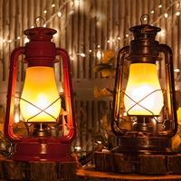 Digital Flame LED Lantern