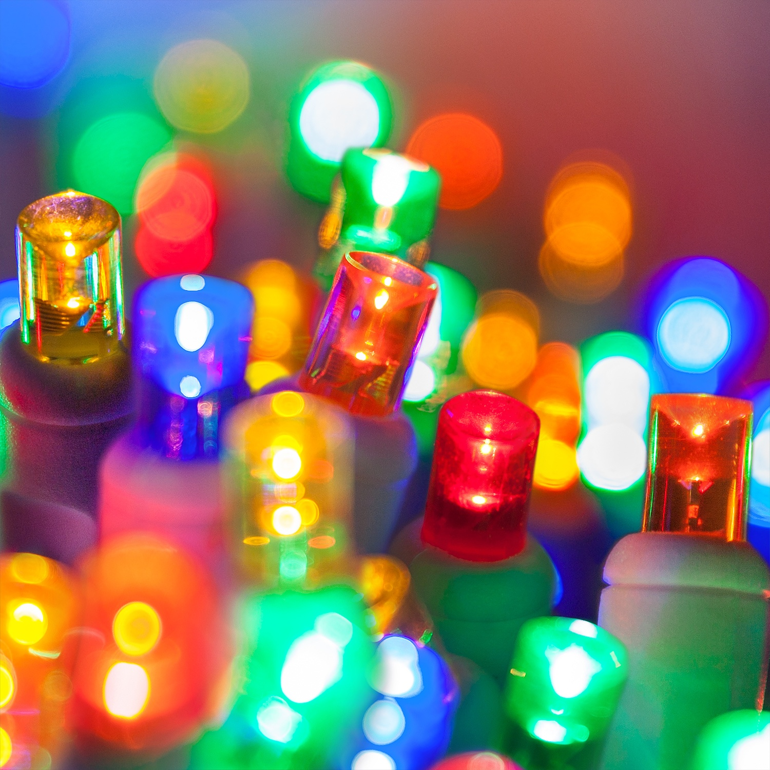 LED Multicolor Lights