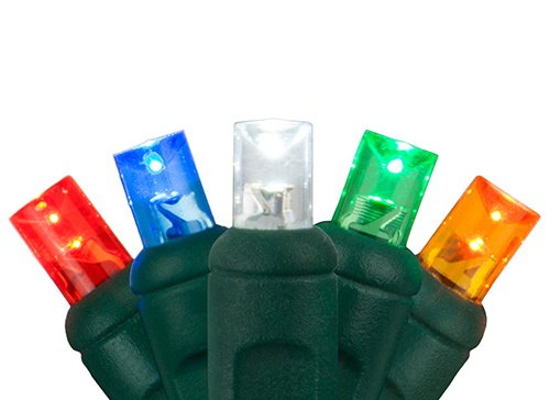 5mm Multicolor LED Lights