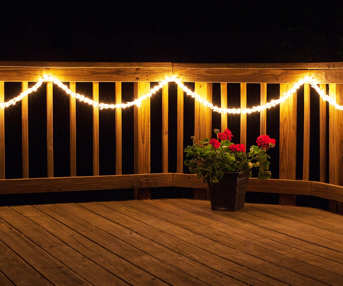 Garland Lights: Decorate for Holidays, Events or Year Round Enjoyment!