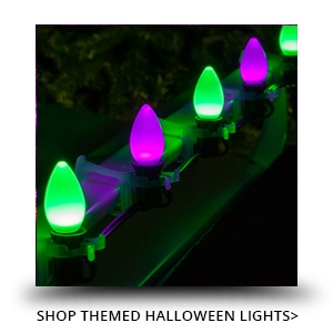 Themed Halloween Lights