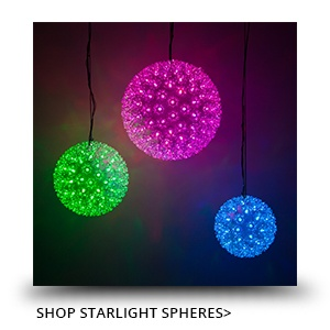 Starlight Sphere Light Balls