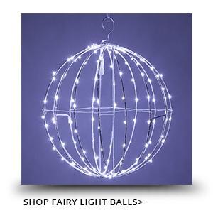 Fairy Light Balls