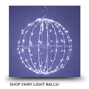 Fairy Light Balls