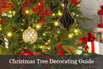 Christmas Tree Decorating Guide
