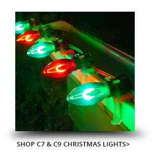 Shop C7 & C9 Christmas Lights