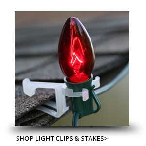 Shop Christmas Light Clips