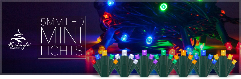 Kringle Traditions Christmas Lights