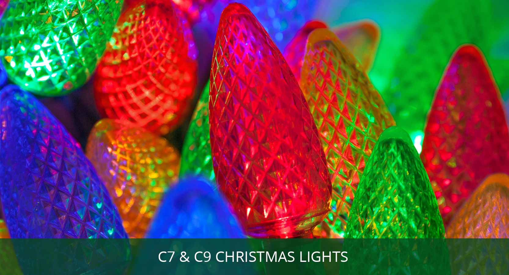 C7 & C9 Christmas Lights