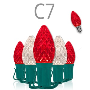 C7 LED Christmas Lights