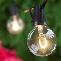 Globe Patio String Lights