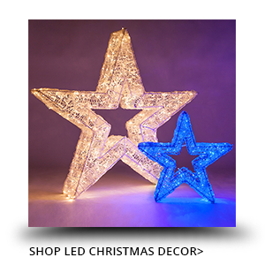 LED Christmas Decorations
