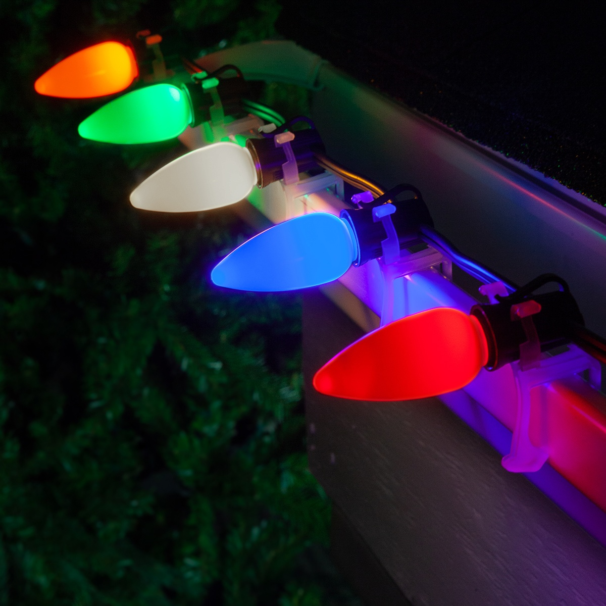 Multicolor Opticore LED Christmas Lights