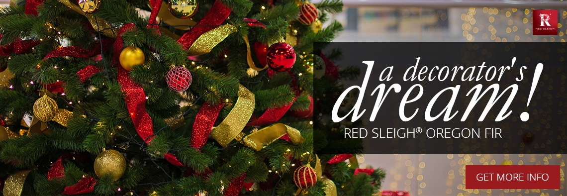 Oregon Fir Commercial Christmas Trees