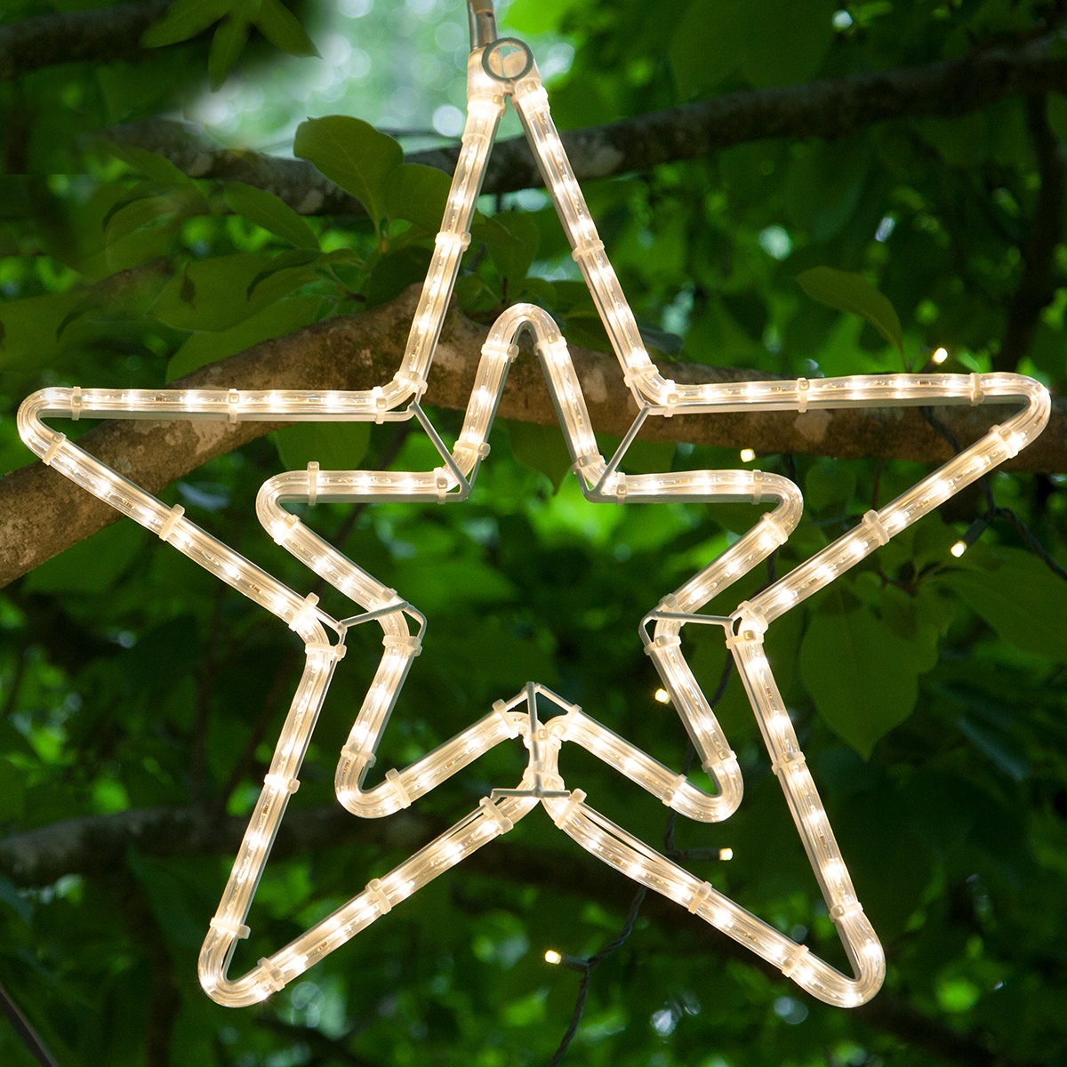 Hanging Christmas Star Decorations