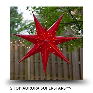 Aurora Superstar Decorations